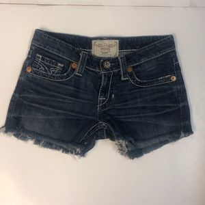 Big Star Liv cut offs